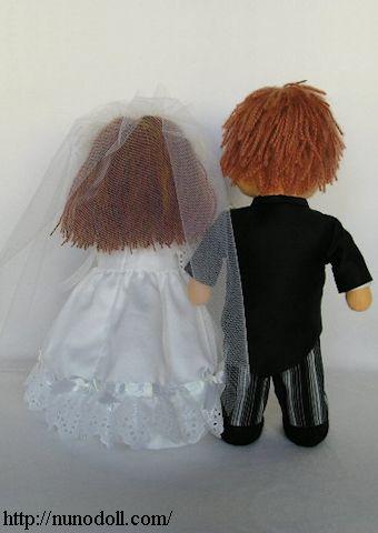 איך מכינים בובות חתן כלה